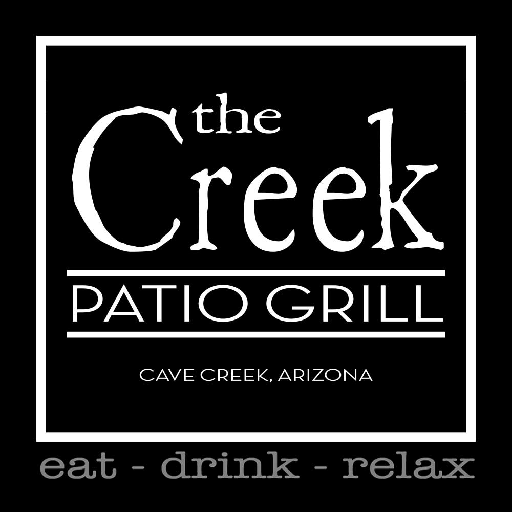 The Creek Patio Grill Mobile Retina Logo
