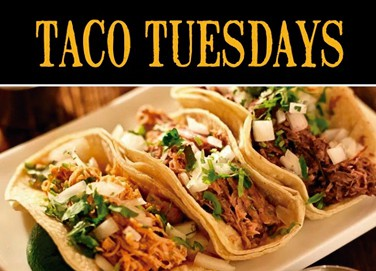 TACO TUESDAYS ARE AWESOME AT THE CREEK!!!