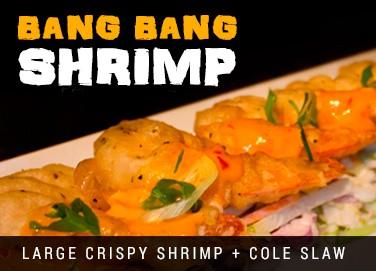 Big Bang Shrimp